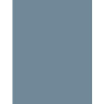 My Colors Cardstock - My Minds Eye - 8.5 x 11 Heavyweight Cardstock - Twilight