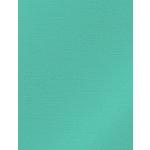 My Colors Cardstock - My Minds Eye - 8.5 x 11 Glimmer Cardstock - Tropical Surf