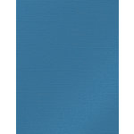 My Colors Cardstock - My Minds Eye - 8.5 x 11 Glimmer Cardstock - Blue Chip