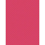 My Colors Cardstock - My Minds Eye - 8.5 x 11 Mini Dots Cardstock - Rose Heather