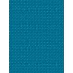 My Colors Cardstock - My Minds Eye - 8.5 x 11 Mini Dots Cardstock - Delphinium