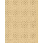 My Colors Cardstock - My Minds Eye - 8.5 x 11 Mini Dots Cardstock - Cotton Grass