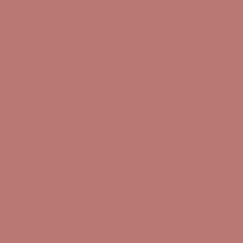 My Colors Cardstock - My Minds Eye - 8.5 x 11 Classic Cardstock - Mauve