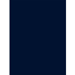 My Colors Cardstock - My Minds Eye - 8.5 x 11 Classic Cardstock - Navy