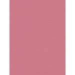 My Colors Cardstock - My Minds Eye - 8.5 x 11 Canvas Cardstock - Coral Rose