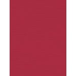 My Colors Cardstock - My Minds Eye - 8.5 x 11 Canvas Cardstock - Red Cherry