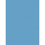 My Colors Cardstock - My Mind's Eye - 8.5 x 11 Canvas Cardstock - Madras Blue