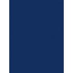 My Colors Cardstock - My Minds Eye - 8.5 x 11 Canvas Cardstock - Deep Indigo