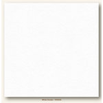 My Colors Cardstock - My Minds Eye - 12 x 12 Heavyweight Cardstock - White Smoke