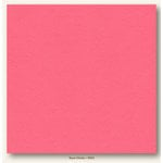 My Colors Cardstock - My Minds Eye - 12 x 12 Heavyweight Cardstock - Rose Chintz