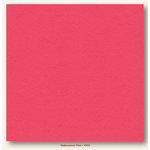 My Colors Cardstock - My Minds Eye - 12 x 12 Heavyweight Cardstock - Watermelon Pink