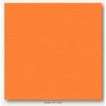 My Colors Cardstock - My Minds Eye - 12 x 12 Heavyweight Cardstock - Candied Yam