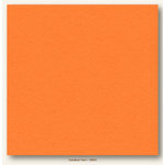 My Colors Cardstock - My Mind's Eye - 12 x 12 Heavyweight Cardstock - Candied Yam
