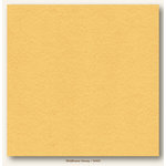 My Colors Cardstock - My Mind's Eye - 12 x 12 Heavyweight Cardstock - Wildflower Honey