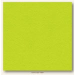 My Colors Cardstock - My Mind's Eye - 12 x 12 Heavyweight Cardstock - Lemon Lime