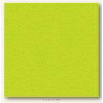 My Colors Cardstock - My Minds Eye - 12 x 12 Heavyweight Cardstock - Lemon Lime