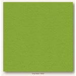 My Colors Cardstock - My Mind's Eye - 12 x 12 Heavyweight Cardstock - Crisp Green