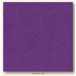 My Colors Cardstock - My Minds Eye - 12 x 12 Heavyweight Cardstock - Purple Hearts