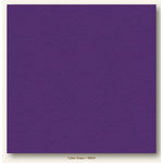 My Colors Cardstock - My Mind's Eye - 12 x 12 Heavyweight Cardstock - Cyber Grape
