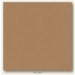 My Colors Cardstock - My Minds Eye - 12 x 12 Heavyweight Cardstock - Putty