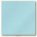 My Colors Cardstock - My Minds Eye - 12 x 12 Glimmer Cardstock - Glacier Blue