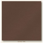 My Colors Cardstock - My Minds Eye - 12 x 12 Glimmer Cardstock - Barrel Brown