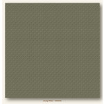 My Colors Cardstock - My Minds Eye - 12 x 12 Mini Dots Cardstock - Dusty Miller