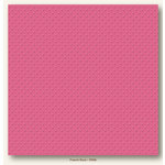 My Colors Cardstock - My Minds Eye - 12 x 12 Mini Dots Cardstock - French Rose