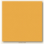 My Colors Cardstock - My Minds Eye - 12 x 12 Mini Dots Cardstock - Gold Zinnia