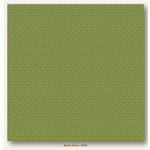 My Colors Cardstock - My Minds Eye - 12 x 12 Mini Dots Cardstock - Beach Grass
