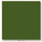 My Colors Cardstock - My Minds Eye - 12 x 12 Mini Dots Cardstock - Queens Fern