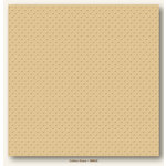 My Colors Cardstock - My Mind's Eye - 12 x 12 Mini Dots Cardstock - Cotton Grass