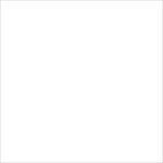 My Colors Cardstock - My Minds Eye - 12 x 12 Classic Cardstock - White