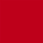 My Colors Cardstock - My Minds Eye - 12 x 12 Classic Cardstock - Scarlet
