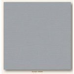 My Colors Cardstock - My Mind's Eye - 12 x 12 Canvas Cardstock - Dovetail