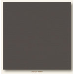 My Colors Cardstock - My Mind's Eye - 12 x 12 Canvas Cardstock - Charcoal