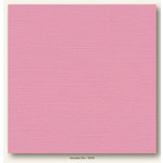 My Colors Cardstock - My Minds Eye - 12 x 12 Canvas Cardstock - Sweetie Pie