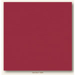 My Colors Cardstock - My Mind's Eye - 12 x 12 Canvas Cardstock - Dare Devil