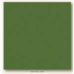 My Colors Cardstock - My Minds Eye - 12 x 12 Canvas Cardstock - Desert Cactus