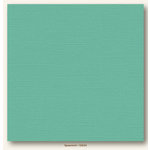 My Colors Cardstock - My Mind's Eye - 12 x 12 Canvas Cardstock - Spearmint
