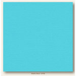 My Colors Cardstock - My Minds Eye - 12 x 12 Canvas Cardstock - Atlantic Shore