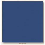 My Colors Cardstock - My Minds Eye - 12 x 12 Canvas Cardstock - Ocean Side