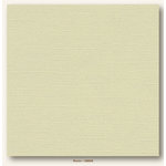 My Colors Cardstock - My Minds Eye - 12 x 12 Canvas Cardstock - Muslin
