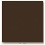 My Colors Cardstock - My Minds Eye - 12 x 12 Canvas Cardstock - Café Ole