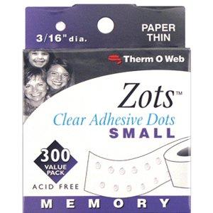 Therm O Web - Memory Zots - Small