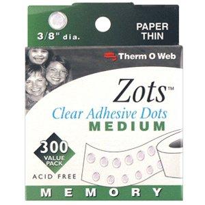 Therm O Web - Memory Zots - Medium