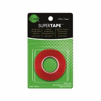Therm O Web - Super Tape - Double Sided Tape Roll - 1/8 Inch x 6 yards
