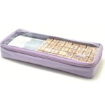 Mimi - Impression Stamp and Ink Case - Lilac, CLEARANCE