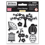 My Little Shoebox - Harmony Collection - Clear Acrylic Stamps