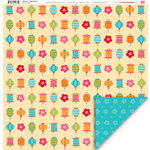 My Little Shoebox - Harmony Collection - 12 x 12 Double Sided Paper - Inner Beauty